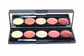 stock photo of pink eyes  - Cosmetic - JPG