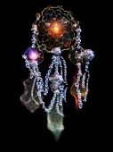 picture of dream-catcher  - Dreamcatcher series - JPG