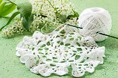image of doilies  - Spring lace - JPG