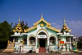 Dhammayon Temple Township Tachileik Union Of Myanmar