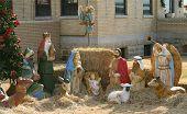 Nativity Setting