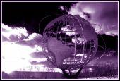 World Fair Globe Ir