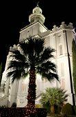 The St. George Lds Mormon Temple