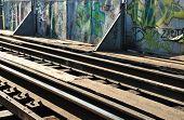 Rails And Graffiti