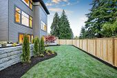 Luxurious New Construction Home In Bellevue, Wa. poster