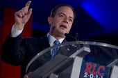 NEW ORLEANS, LA - JUNE 18: Republican National Committee Chairman Reince Priebus addresses the Repub