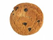 Top view cookie