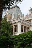 Masandra'S Palace In Yalta, Ukraine