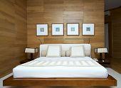 Bedroom In An Hotel