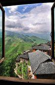 Dragon's Backbone Rice Terraces, Guangxi, China