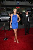 LOS ANGELES - MAR 19:  Katrina Bowden arrives at the