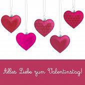 glücklich Valentine Tag