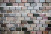 Washable Brick Wall