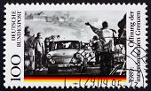 Postage Stamp Germany 1995 Opening Of The Berlin Wall