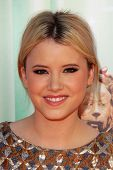 LOS ANGELES - SEP 15:  Taylor Spreitler at the