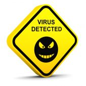 Virusdetected01