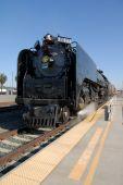 Union Pacific 844, motor de vapor vivo