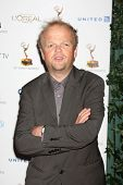 LOS ANGELES - SEP 20:  Toby Jones at the Emmys Performers Nominee Reception at  Pacific Design Cente