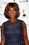 LOS ANGELES - SEP 20:  Alfre Woodard at the Emmys Performers Nominee Reception at  Pacific Design Ce