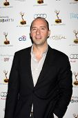 LOS ANGELES - SEP 20:  Tony Hale at the Emmys Performers Nominee Reception at  Pacific Design Center