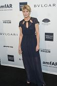 NEW YORK-FEB 5: Actress Robin Wright attends the 2014 amfAR New York Gala at Cipriani Wall Street on
