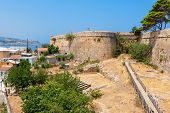 Fortress Of Rethymno. Crete, Greece