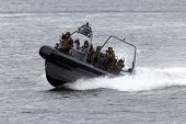 Marines Speedboat