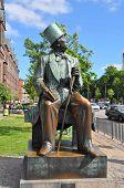 statue of Hans Christian Andersen, Copenhagen