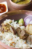 Mangsherkari - A Bengali Dish