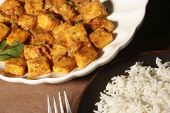 Paneer Korma - Cottage Cheese Cubes In Rich Gravy