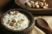 Firnee Is A North Indian Dessert