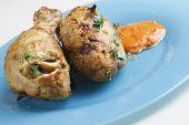 Chicken Leg - A Non-veg North Indian Dish