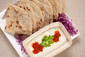 Tandoori Roti Is An Indian Unleavened Bread