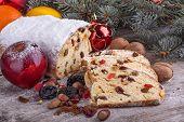 Christmas sweet bread