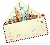 Travel and envelope