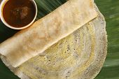 Egg Dosa Is A Thin Crisp Pancake Made Of Egg.