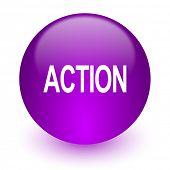 action internet icon