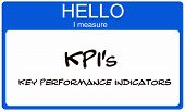 Hello I Measure Kpi's