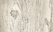 Old Wooden Painted Background In Beige Dirty Color.