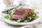 steak grilled