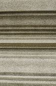 rough texture surface of exposed aggregate finish, Ground stone washed floor, made of small sand sto