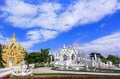 Wat Rong Khun, Panorama.