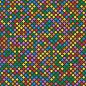tiled rainbow