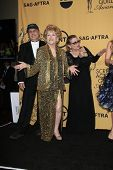LOS ANGELES - JAN 25:  Todd Fisher, Debbie Reynolds, Carrie Fisher at the 2015 Screen Actor Guild Awards at the Shrine Auditorium on January 25, 2015 in Los Angeles, CA