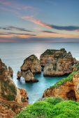 image of vilamoura  - Beautiful seascape sunrise - JPG