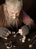 Vintage Watch-maker
