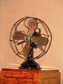 Ancient fan