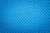 blue cloth texture - blue background