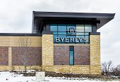 Byerly's Grocery Store Exterior