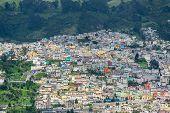 Quito, Ecuador Neighborhood
